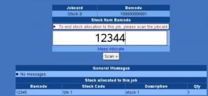 alllocating stock