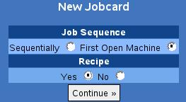 new jobcard